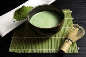 Grüner Tee Kräutermischungen für Schönheit