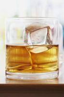 Was ist der Unterschied zwischen 80 & 100 Beweis Bourbon?