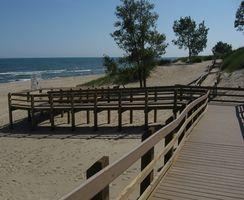 Reise-Ideen für Indiana und Lake Michigan