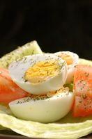 Gewusst wie: verhindern, dass gekochte Eier kleben