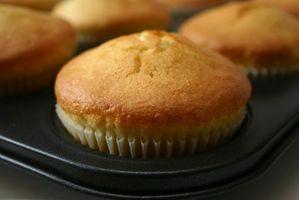 Wie man Bananen Öl in Muffins ersetzen