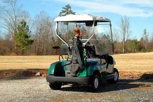Wie man ein Solar-Panel verwenden, ein Golf-Cart zu berechnen