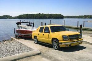 Leitfaden für Boot Verzurren
