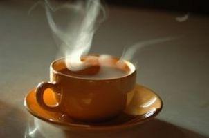 Ingwer-Tee Zutaten