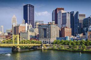 Riverboat-Kreuzfahrten in Pittsburgh, PA