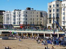 Romantische Hotels in Brighton, Großbritannien