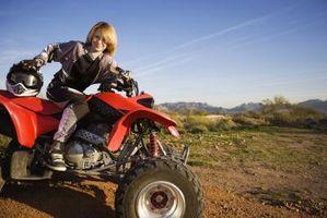 4 Wheeler-ATV-Parks in Tennessee