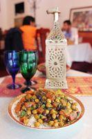 Muslimische Restaurants in Detroit, Michigan