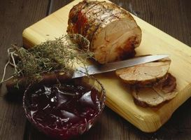 Welche Schnitte Schweinefleisch können Sie für Porchetta?