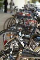 Entfernen von einem Yakima Bike Rack
