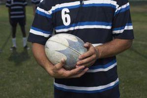 Rugby-Besitz-Bohrer