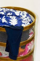 Entfernen von losen Dye Flecken aus Textilien