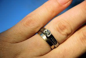 Wie kann ich behalten Ring Größen?