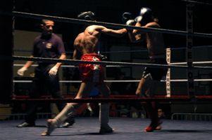 Anpassen von Boxing Shorts