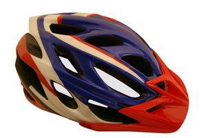 Fahrrad-Helm-Haltbarkeit