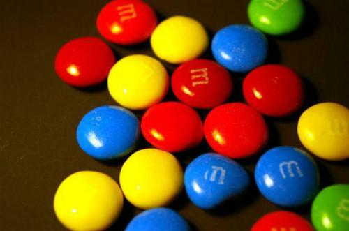 Geschichte der M & M: Bonbons