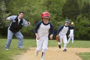 Ausrüstung-Verordnungen für Little League