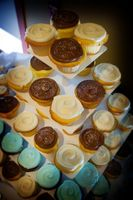 Blume-Cupcake-Ideen