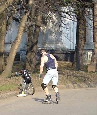 Aggressive Inline - Skates Vs. Fitness Inline-Skates
