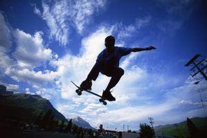Wie man einen Skate-Sponsor