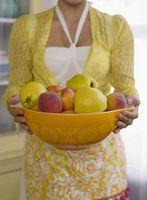 Gehalten frisches Obst ist wie frisch?