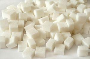 Die Geschichte des Zucker-Kunst