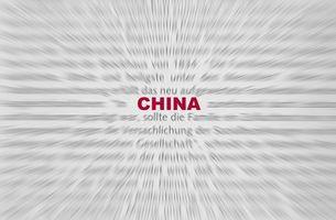 Reise-Führer Ideen für China