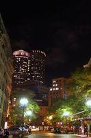 Park & Fly-Hotels in der Nähe von Boston Logan