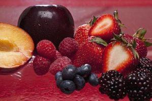 Gewusst wie: Obst Einfrieren