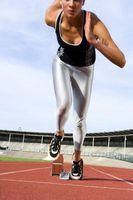 Wie Arm & Bein Koordination im Track Sprint trainieren