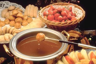 Fondue-Dessert-Ideen