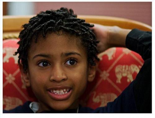 Afroamerikaner Haarpflege & Styles