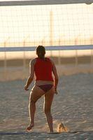 Sommer-Volleyball-Camps für Jugendliche