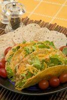 Wie Sie trockene Taco-Gewürz
