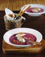 Gewusst wie: Borschtsch-Suppe kann