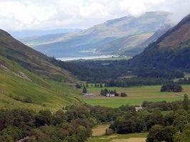 Touren von Nordirland und Schottland