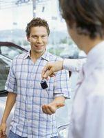 Wie man ein gutes Geschäft auf einen Mietwagen