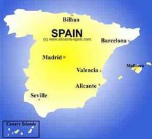 Was sind die Arten des Reisens in Spanien?