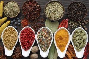 Gewürz-Ersatz für Currypulver