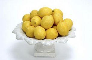 Die Wirkung von Zitronensäure auf trockenem Haar