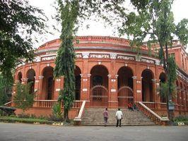 Die Geschichte von Madras