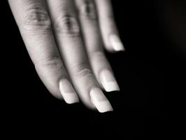 Gewusst wie: Nail Tips Mischung