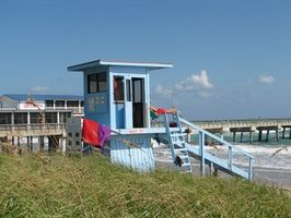Urlaub am Meer in Vilano, Florida