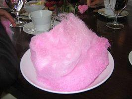 Wie man Cotton Candy Mix