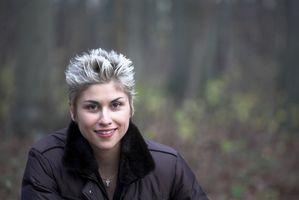 Kurze & Spike Damen Frisuren