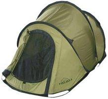 Wie man ein Pop-up Zelt Falten