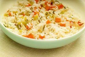 Wie gebratener Reis wie die Benihana machen