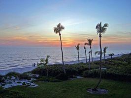 Direkt am Strand-Hotels in Mexiko Strand der Golfregion Gegend von Florida