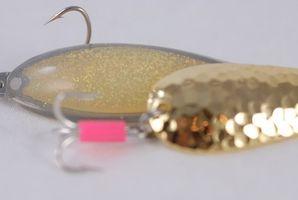 Komponenten für die Herstellung von Fischen Lures