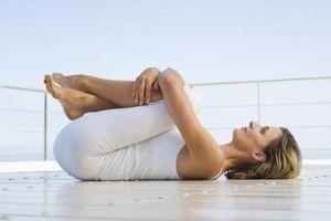 Übungen, um lose Magen Haut zu reduzieren